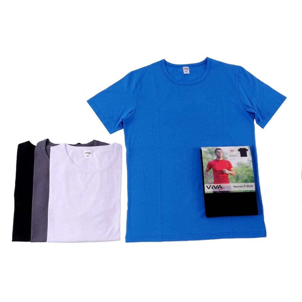 3eedc4a5ffc64 Pánske športové tričko Viva sport – biela M/L