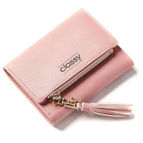 44d7a1975d Dámska peňaženka Classy – ružová