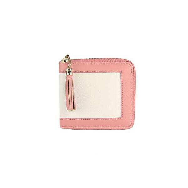 1f61d2c248 Dámska peňaženka malá 12 x 12 cm ružová