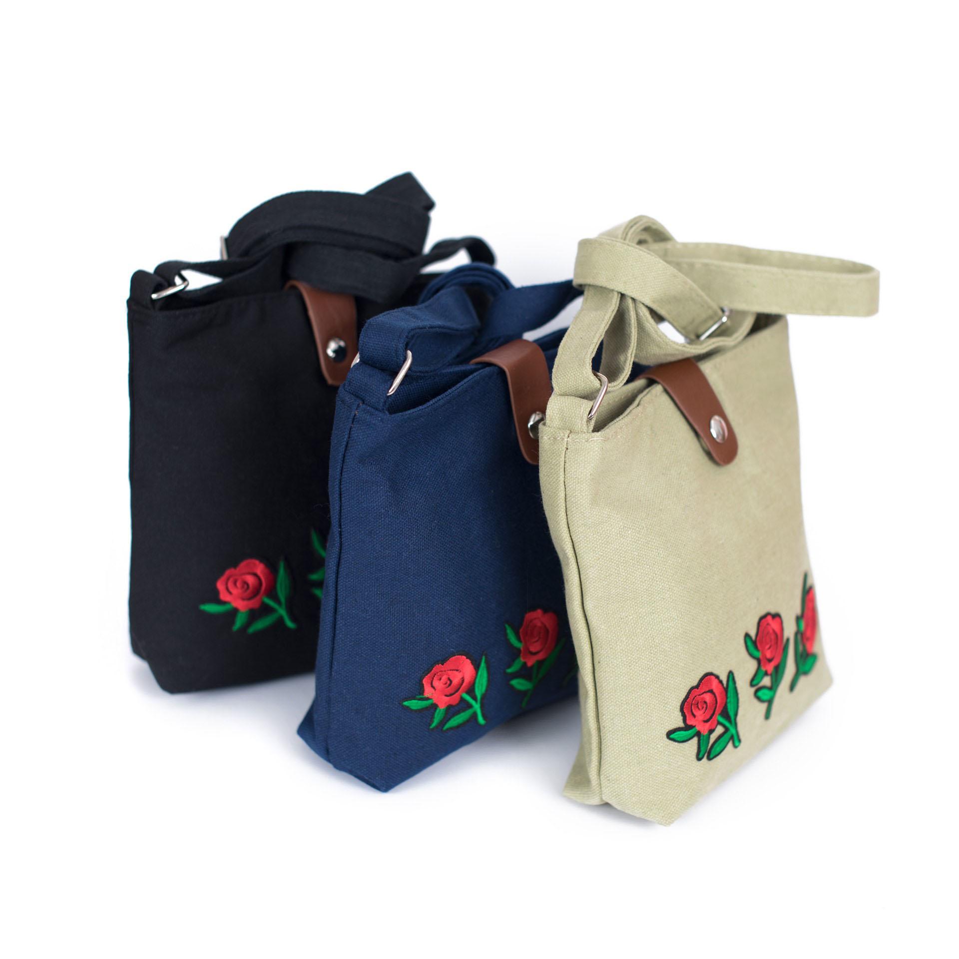 5682f8d72a Kompletné špecifikácie. Malá praktická vyšívaná taška ...