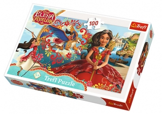 Trefl Puzzle 100 Disney The Magic of Avalor